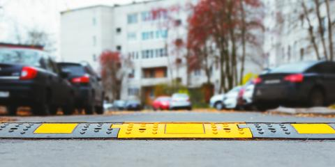 3 Facts You Didn't Know About Speed Bumps, Kalispell, Montana