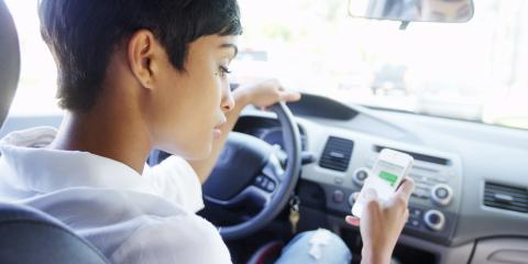 What Are the Different Types of Distracted Driving?, Kalispell, Montana