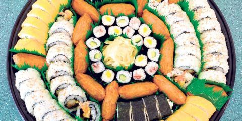 5 Sushi Selections for Vegetarians, Honolulu, Hawaii