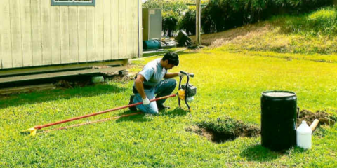 The Do's & Don'ts of Septic System Maintenance, Waimea, Hawaii