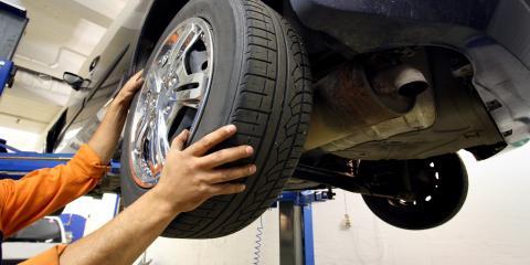 How Often Should You Rotate Your Tires?, Koolaupoko, Hawaii