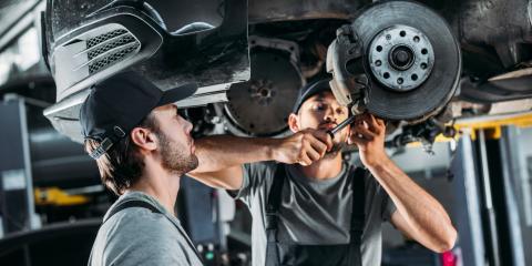 5 Signs to Visit an Auto Repair Shop, Koolaupoko, Hawaii