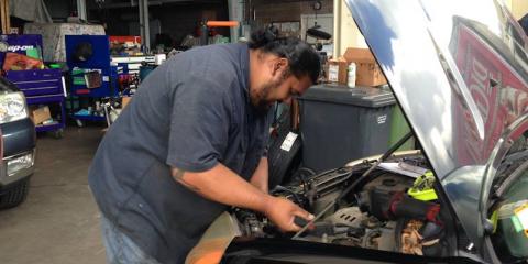 3 Most Common Engine Problems, Koolaupoko, Hawaii