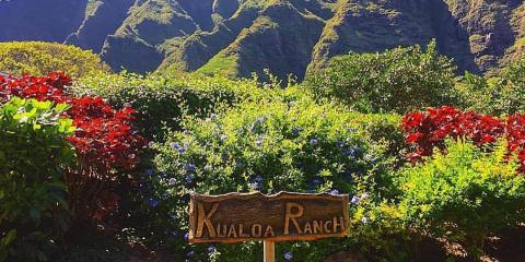 Kualoa: Your Ideal Birthday Event Venue, Waikane, Hawaii