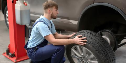 When Should You Change Your Car Tires?, Kannapolis, North Carolina