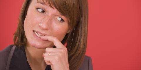 Ask a Dentist: How Does Nail Biting Affect Oral Health?, Kannapolis, North Carolina