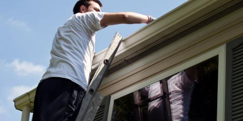 3 Signs You Need New Gutters, Kannapolis, North Carolina