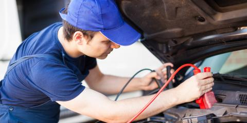 5 Situations That Drain Your Car Battery, Kannapolis, North Carolina