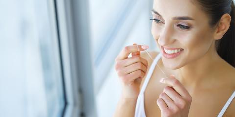 Why Your Dentist Wants You to Floss, Kannapolis, North Carolina