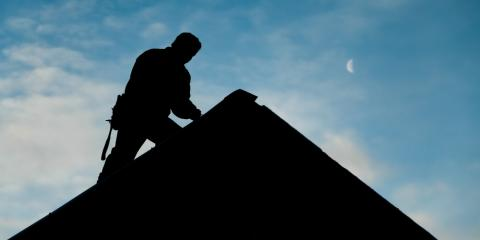 3 Signs You Need New Roofing, Kannapolis, North Carolina