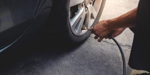 Does Your Tire Have a Leak?, Kannapolis, North Carolina