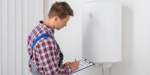 5 Signs There's a Problem With Your Water Heater, Kannapolis, North Carolina
