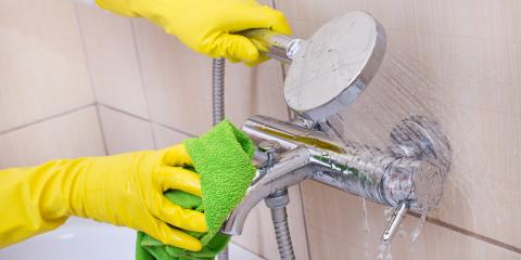 How to Deal with Limescale Buildup, Kannapolis, North Carolina