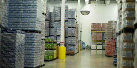 Find Food-Grade Warehouse Space Throughout Kansas City, Blue Ash, Ohio