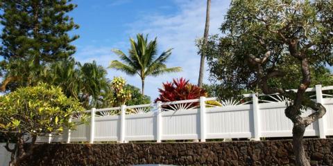 Best Vinyl Fence & Deck Named Best Fencing Contractor, Ewa, Hawaii