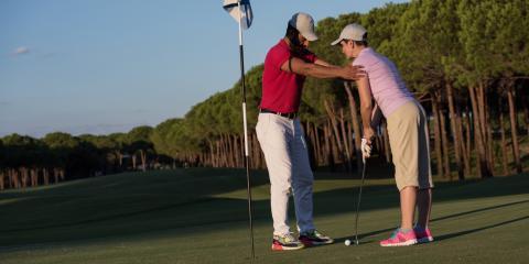 3 Reasons to Take Golf Lessons, Ewa, Hawaii