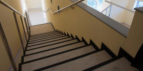 Where to Install Handrails at Your Business, Ewa, Hawaii