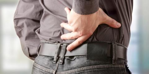 Are You Experiencing Lower Back Pain? 3 Potential Causes, Ewa, Hawaii