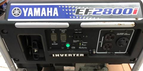 How to Troubleshoot Common Portable Generator Issues, Ewa, Hawaii