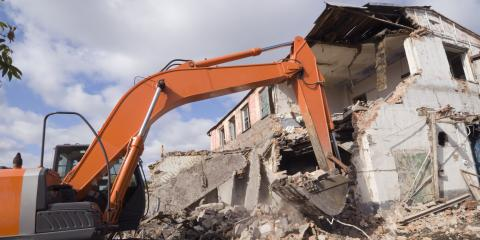 3 Reasons to Hire a Demolition Contractor, Ewa, Hawaii