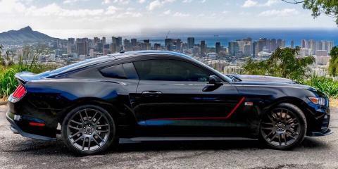 How Dark Can Car Windows Be Tinted in Hawaii?, Ewa, Hawaii