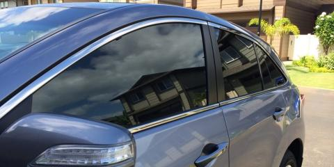 4 Ways Window Tinting Improves Car Safety, Ewa, Hawaii