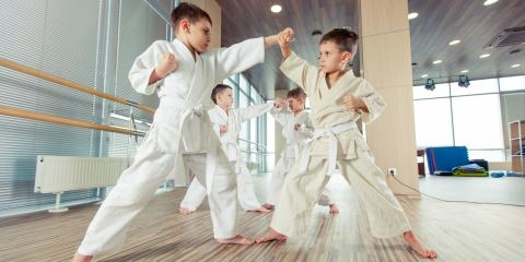 How to Prepare Your Child for Their First Martial Arts Lesson, Middletown, New York