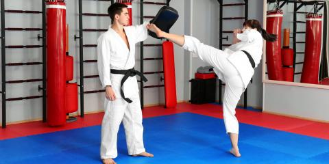 A Brief History of Karate, Middletown, New York