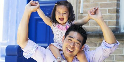 Father's Day Gift Idea: A Brooklyn Stoop Photo Shoot, Brooklyn, New York