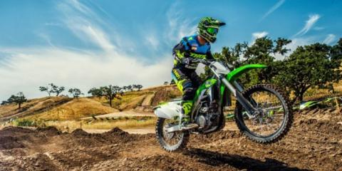 5 of the Best Kawasaki® Dirt Bikes Ever Made, Beaverton-Hillsboro, Oregon