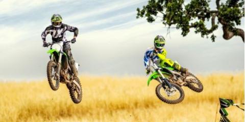 4 Outstanding Features of the 2018 Kawasaki KX™ 250F, Beaverton-Hillsboro, Oregon