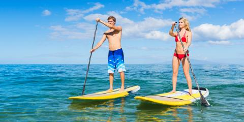 Stand Up Paddle Boarding—What Is It & How Do You Choose One?, Ewa, Hawaii