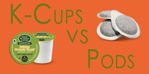 What Is The Difference Between Coffee Pods Keurig K Cups