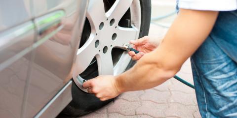 A Guide to Tire Pressure, Kealakekua, Hawaii