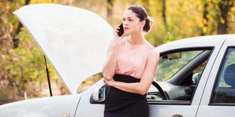 5 Car Sounds That Mean You Need Auto Repairs, Kealakekua, Hawaii