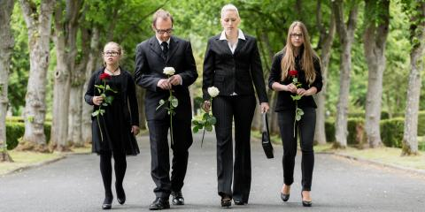 How to Prepare Your Children For a Funeral or Memorial Service, Keansburg, New Jersey