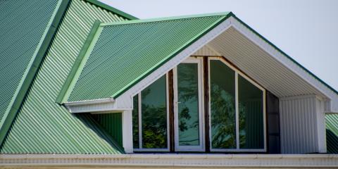 3 Reasons to Install Metal Roofing, Kearney, Nebraska