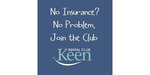 No Insurance?  No Problem,  Join the Club!, Columbia, Missouri