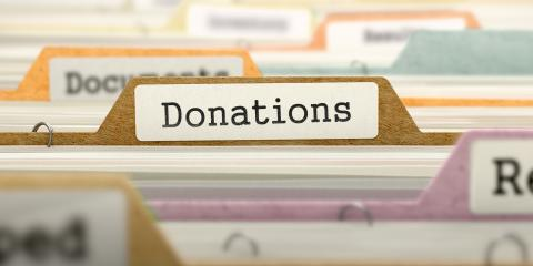 Charitable Planning for Next Tax Season -- Part 1, Greensboro, North Carolina