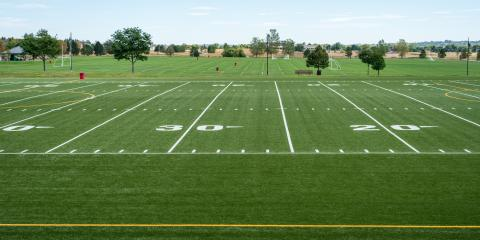 The Do's & Don'ts of Football Field Upkeep, St. Peters, Missouri