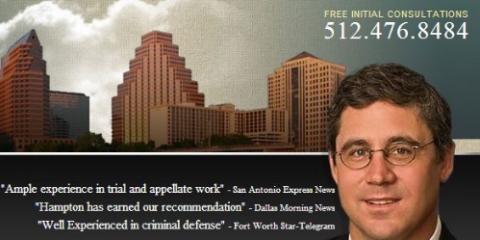 Keith S. Hampton, Legal Services, Services, Austin, Texas