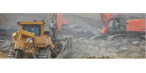 Ohio's Leading Civil Construction Contractor Explains Erosion & Sedimentation Control, Richland, Ohio