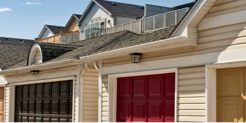 Garage Doors: 4 Common Maintenance Problems, Scott, Missouri