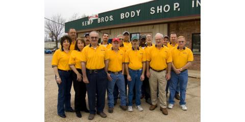 Kemp Bros Body Shop , Collision Shop, Services, Texarkana, Texas