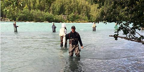 Experience the best fishing in alaska sterling for Best alaska fishing packages