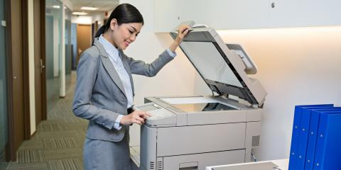 3 Questions to Consider Before Choosing a Copier for Your Company, Lexington-Fayette, Kentucky
