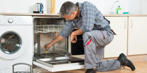 3 Common Repairs for Dishwashers, Radcliff, Kentucky
