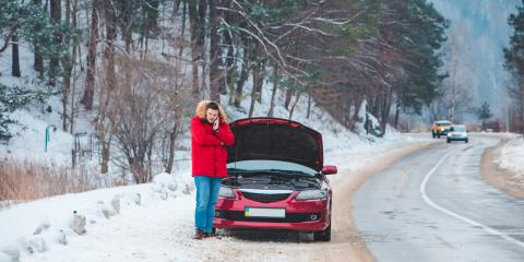 3 Tips for Staying Safe During Winter Car Breakdowns, Somerset, Kentucky