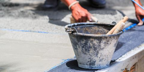 4 Easy Steps to Hand Mixing Concrete in a Bucket , Ludlow, Kentucky