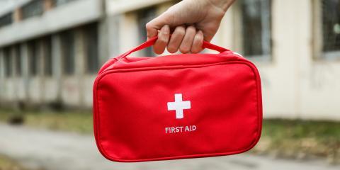 4 FAQs About First Aid Kits, Cincinnati, Ohio